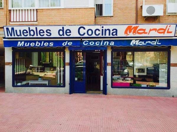 Muebles de cocina Mardi (Alcalá de Henares)