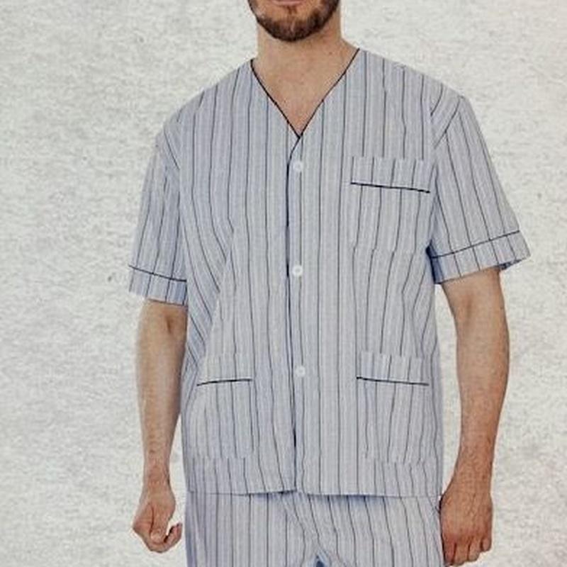 pijama caballero de tela