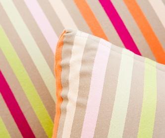 Material de tapicería: Nuestro mundo de Mundogoma, S.L.L