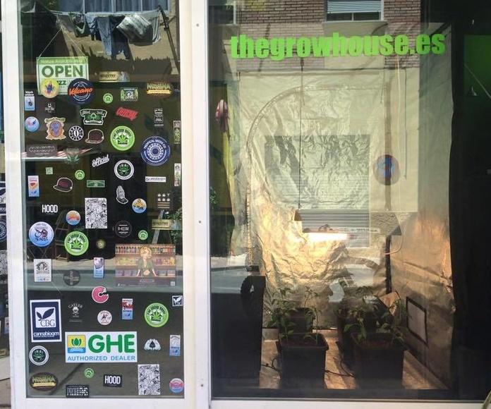 The Grow Shop: Servicios de The Grow House