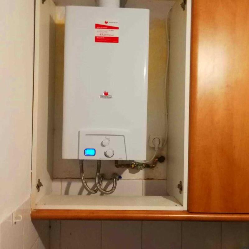 Calefacción : SERVICIOS de Instalaciones Corneclima