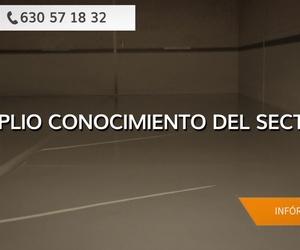 Pavimentos industriales en Logroño | Aplipox Decor