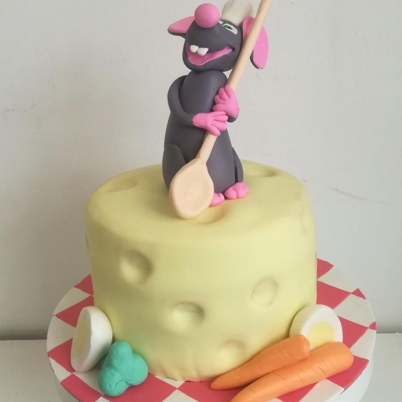 ratatuite cake
