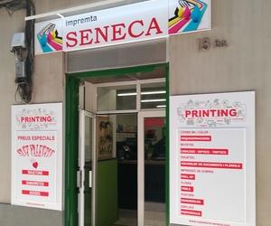 Tarjetas de visita en Gràcia, Barcelona | Sèneca Copistería