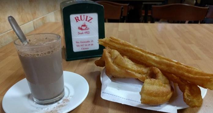Desayunos: Servicios de Churrería Ruiz