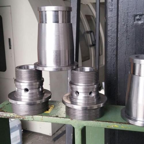 Mezcladores de cemento refractario - mecanizados en Asturias