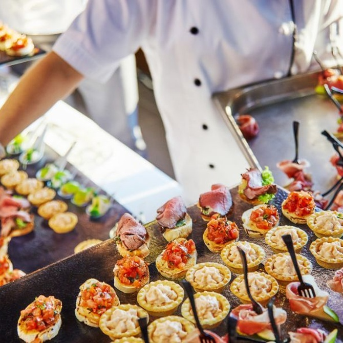 Los cinco 'tips' a la hora de decidirte por un catering