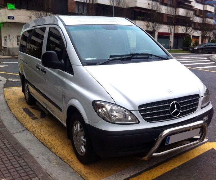 taxi 7 plazas gipuzkoa