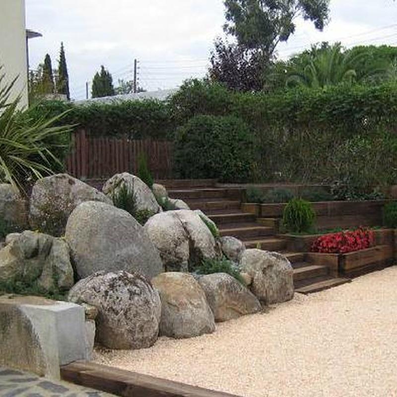 Creación de jardines: Catálogo de Jardineria Costa