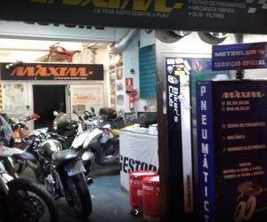 Taller de motos Barcelona|Maxim pneumatics