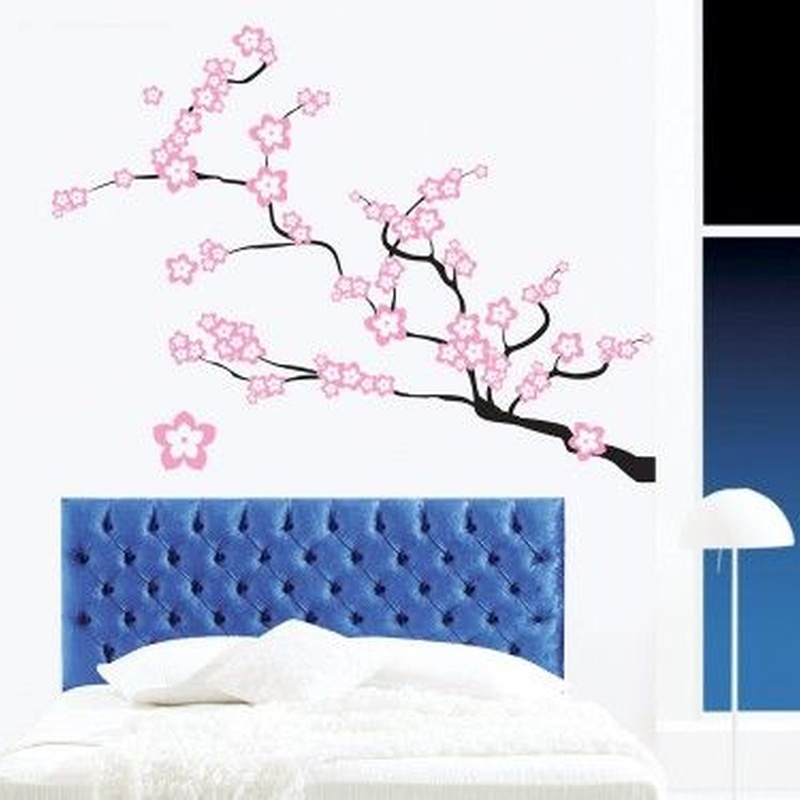 Wall sticker vinilo decorativo Spring Blossom en Barcelona