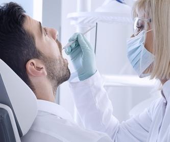 Periodoncia: Servicios de Clinica Dental Antonio Pérez Poveda