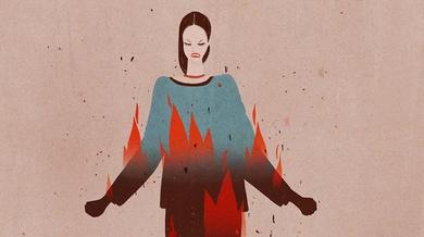 """La ira es una """"locura temporal"""": Los secretos de los estoicos para frenarla"""