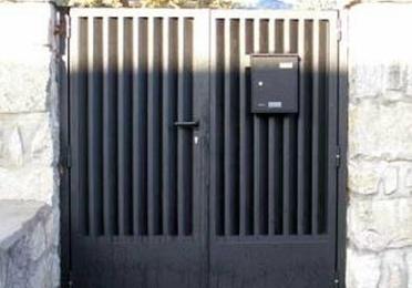 Puertas basculante