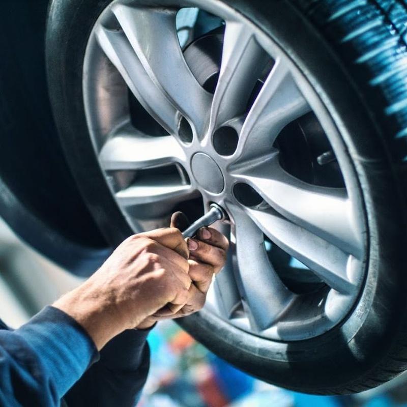 Neumáticos: Servicios de VD Motor Show