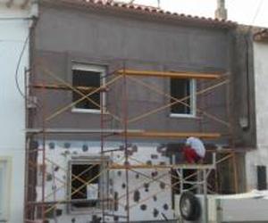 Aislamiento Térmico de fachada por el exterior