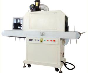 Horno de secado UV para pieza cilindrica