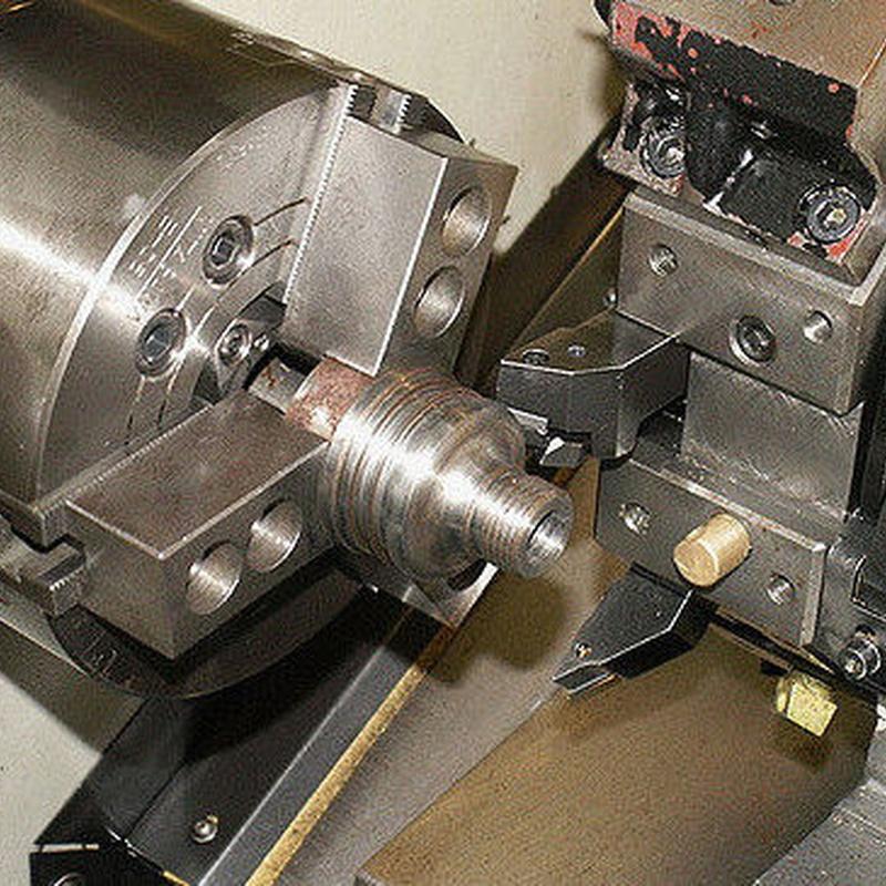TORNOS CNC: Maquinaria de Star Blau 9 S.L.