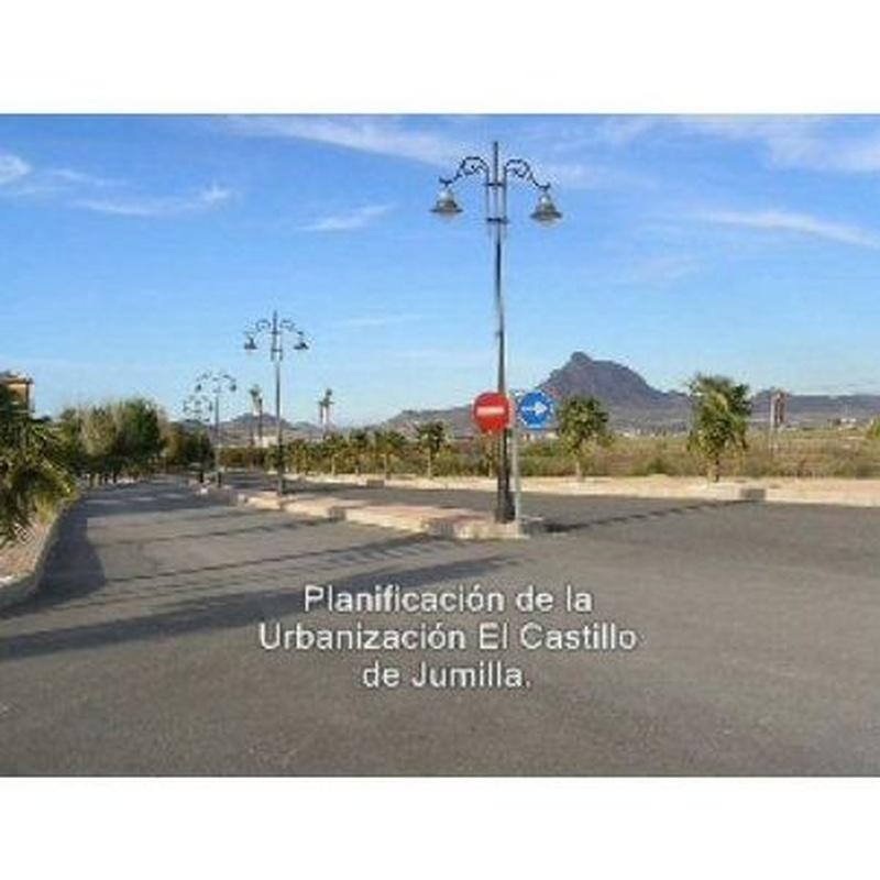 Planificación de urbanizaciones y polígonos: Servicios de Transformaciones Jumilla