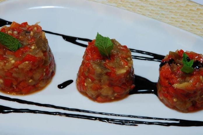 ENTRANTS FREDS: PLATOS de Restaurante Los Abetos