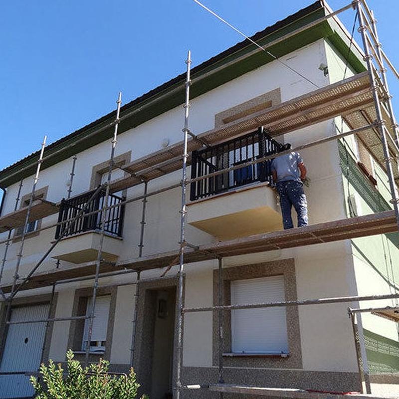 Valencia rehabilitación de fachadas