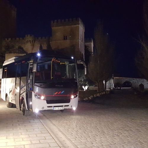Autocares escolares en Palencia