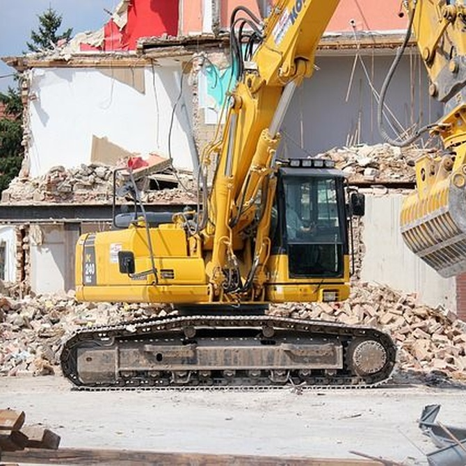 Tipos de demoliciones