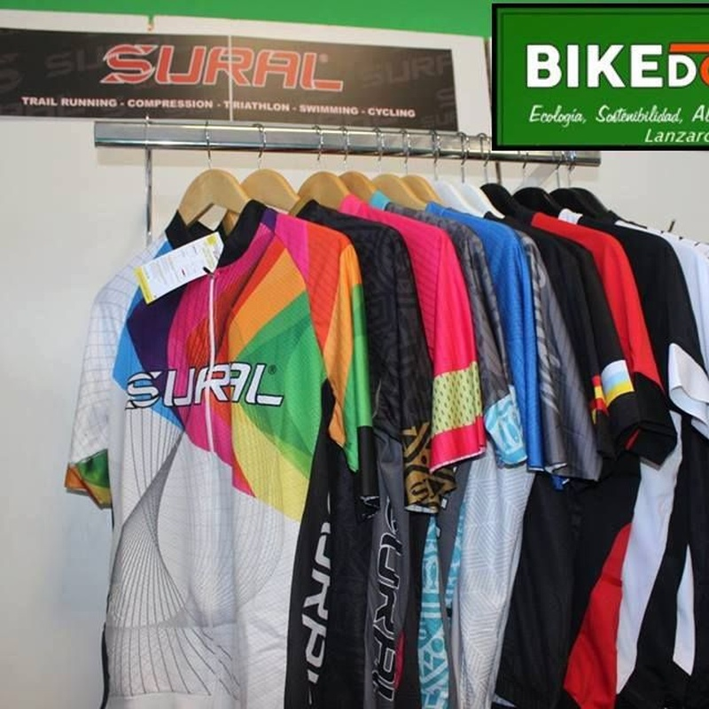 Supplements: Our bicycles de Bike Doctor Lanzarote