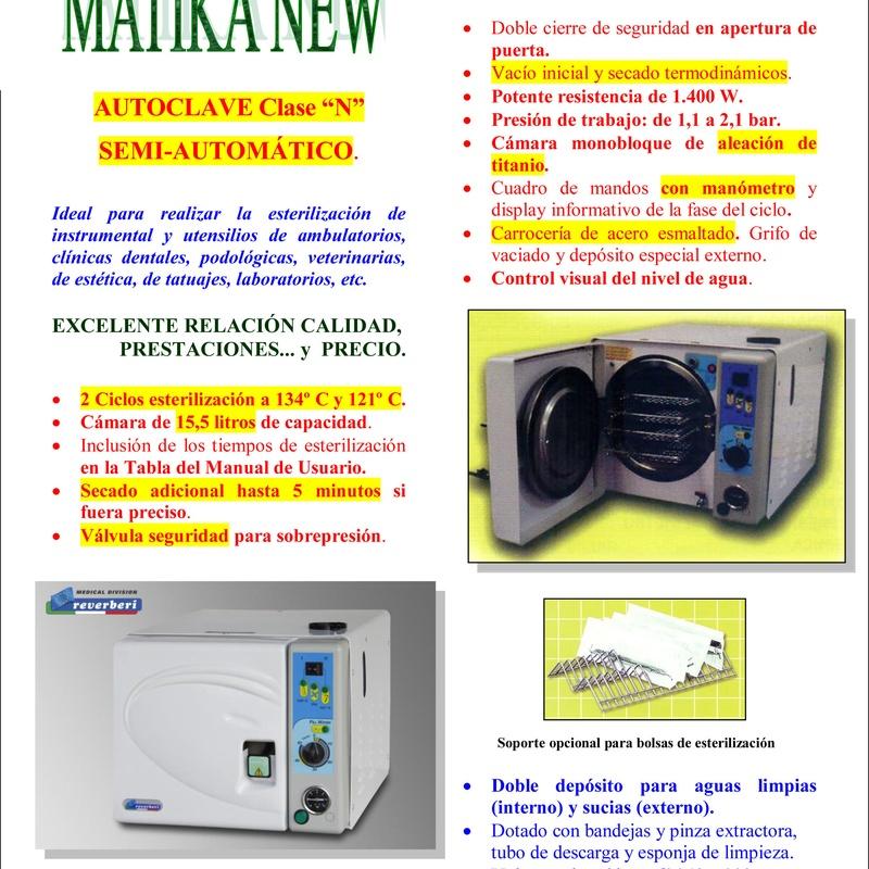 Autoclave Makita New
