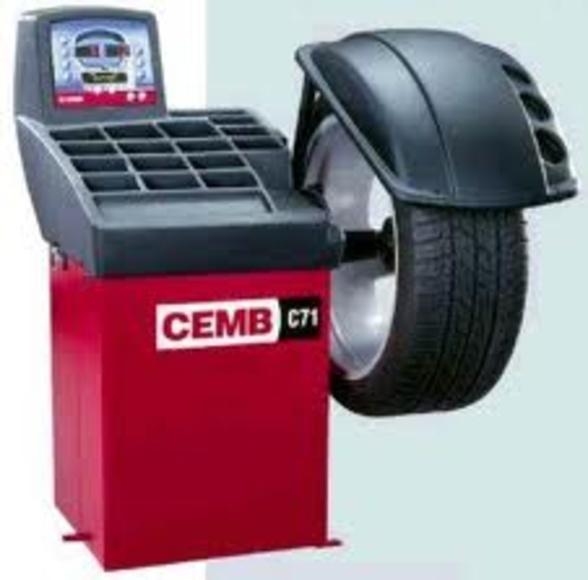 Equilibrio de neumáticos: Productos  de Pneumàtics Vilanova