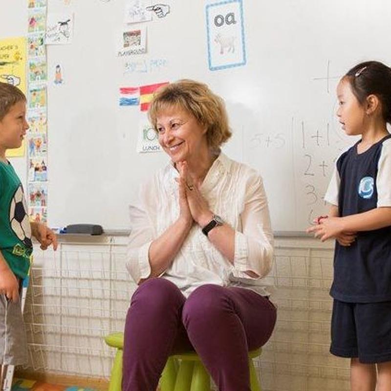 Enseñanza y aprendizaje: Sobre nosotros de International College Spain