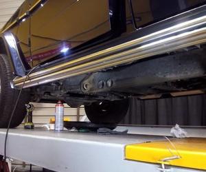 Mantenimiento periódico caja automática 7G tronic de Mercedes-Benz