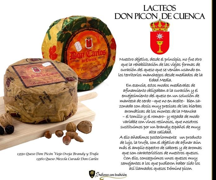 "Quesos "" Lacteas Don Picon de Cuenca """