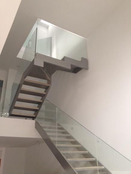 Diseño en escaleras