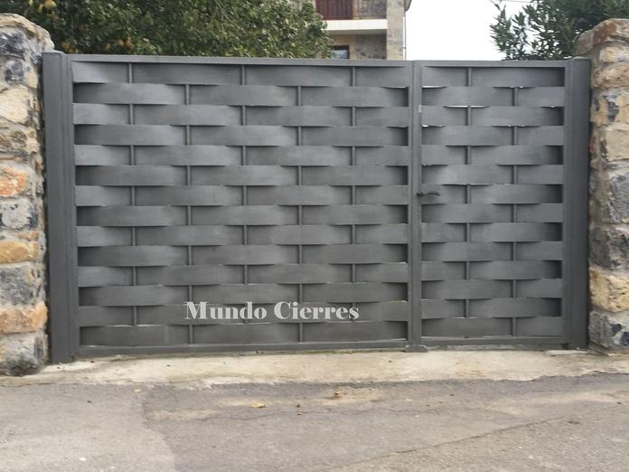 Puertas: Productos y servicios de Cerramientos Enjo