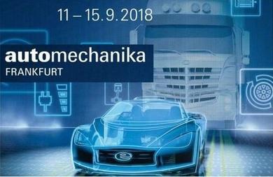 AUTOMECHANIKA FRANKFURT 2018
