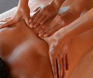 Masaje a cuatro manos 90 minutos