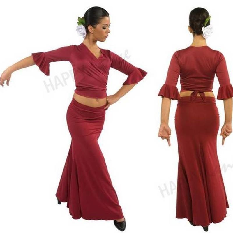 ¡¡OFERTA!! Falda flamenca EF118: Catálogo de Quimera