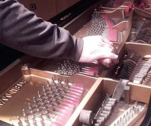 Servicio de mantenimiento de pianos en Málaga