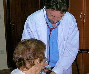 Residencia Peñaflor, servicio médico