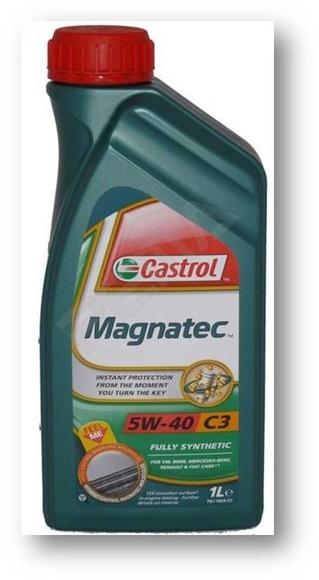Aceite  Motor Castrol 5W40 1L: Catálogo de Autodesguaces De Blas