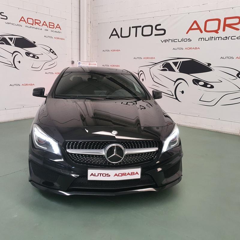 Mercedes-Benz CLA 220 Coupe D 7G-DCT: Servicios de Autos Aqraba