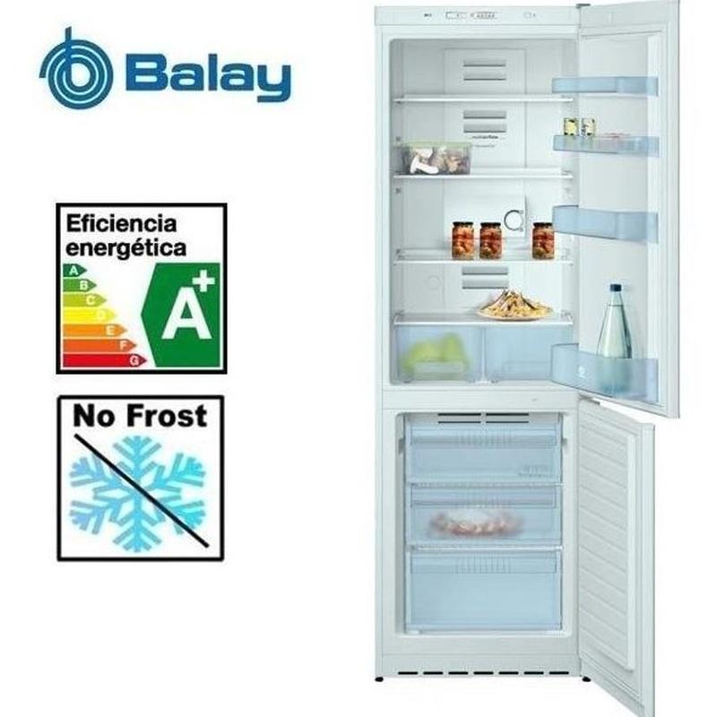 COMBI BALAY 3KF1061T 185X60 N/F A+ BLANCO ---435€: Productos y Ofertas de Don Electrodomésticos Tienda online