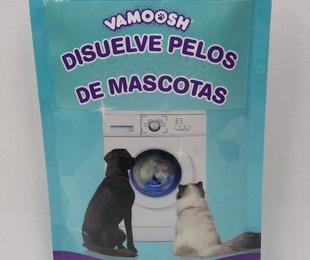 Polvo disuelve pelo mascotas