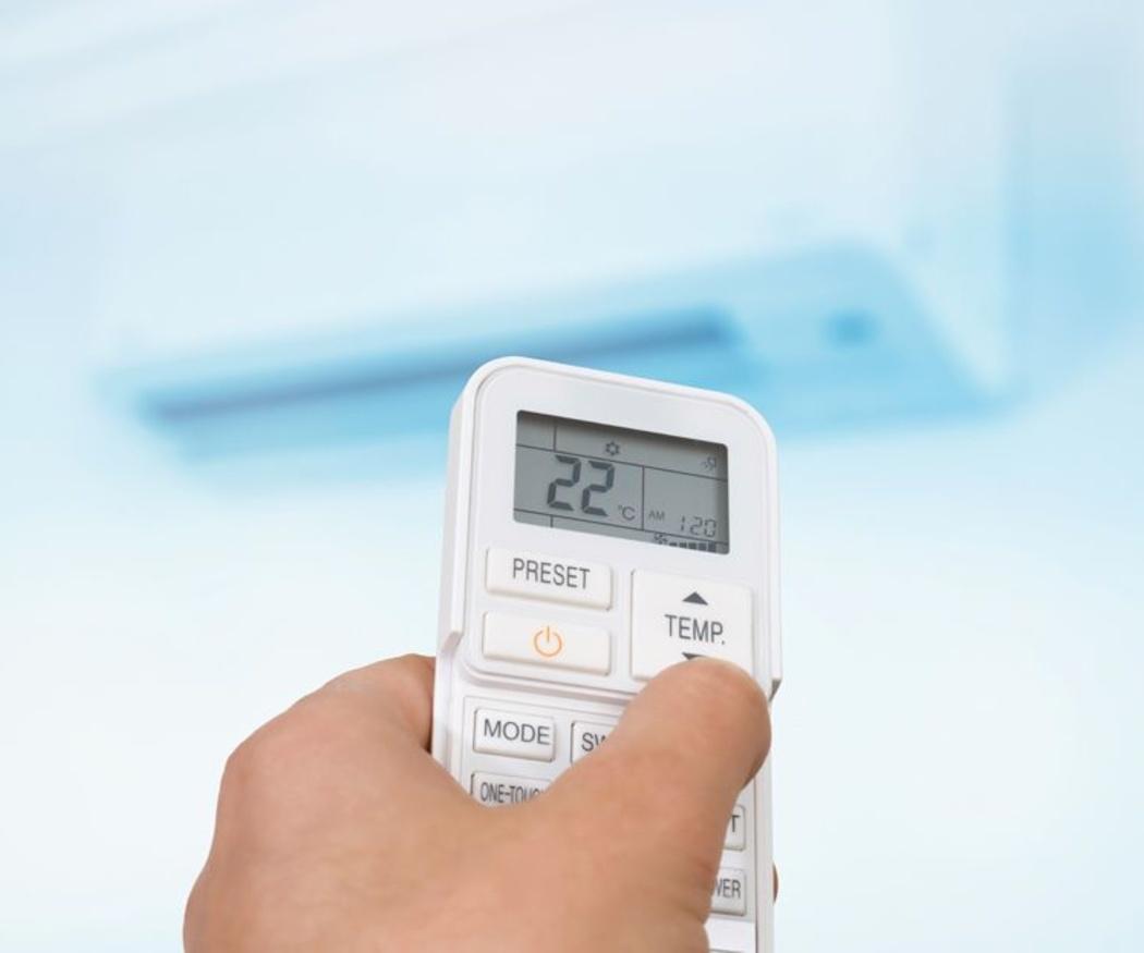 El consumo del aire acondicionado
