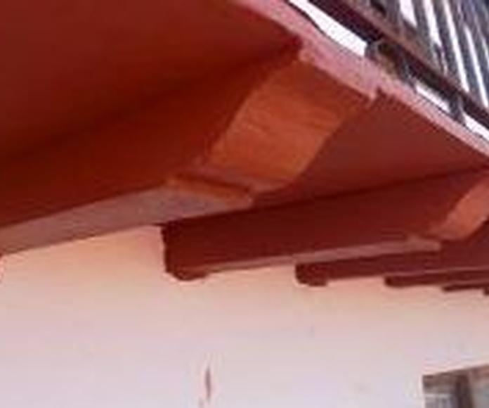 Balcón después de la reconstrucción