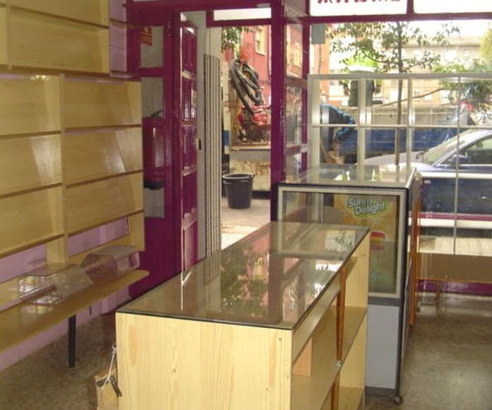 Las Fuentes, calle Eugenia Bueso nº 3, 30 metros útiles: Inmuebles de Fincas Goya