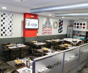 Interior de nuestro restaurate en Las Tablas, Madrid