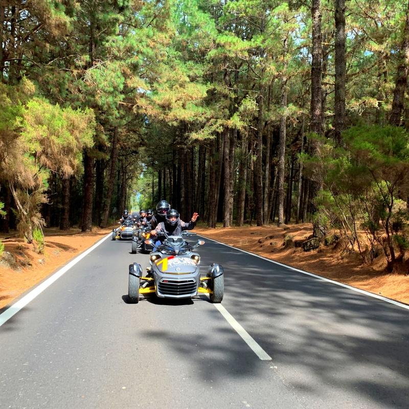 Excursión al Teide: Nuestros Tours de Seven Tours