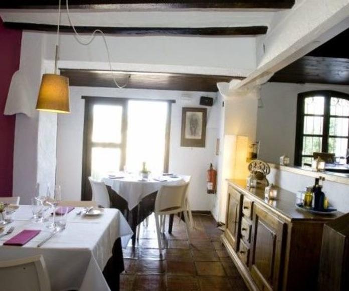 Cocina francesa: Especialidades y menús de La Costera de Altea